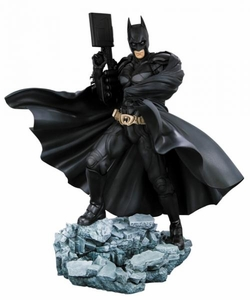 Batman Dark Knight Rises Kotobukiya ArtFX Statue Batman