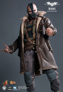 Batman Dark Knight Rises Hot Toys Movie Masterpiece 1/6 Scale Collectible Figure Bane