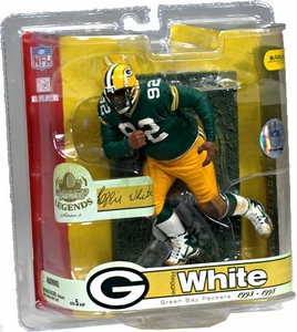 McFarlane Toys NFL Sports Picks Legends Series 3 Action Figure Reggie White (Green Bay Packers)