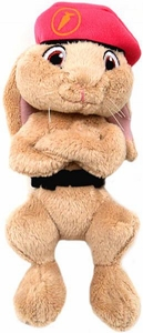 Hop Movie 5 Inch Mini Plush Figure Fluffy [Pink Beret]
