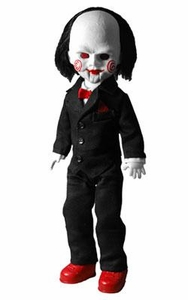 Mezco Toyz Living Dead Dolls 10 Inch Deluxe Figure Billy The Saw Puppet