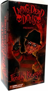 Mezco Toyz Nightmare On Elm Street Living Dead Dolls Freddy Krueger [1984 Version]