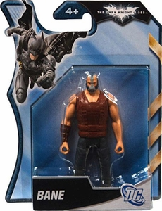 Batman Dark Knight Rises 4 Inch Action Figure Bane [Brown Vest]