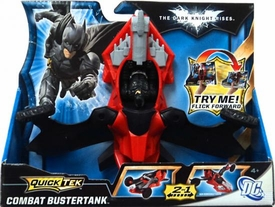 Batman Dark Knight Rises QuickTek Vehicle Combat Bustertank