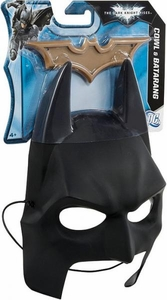 Batman Dark Knight Rises Roleplay Cowl & Batarang