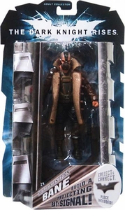 Batman Dark Knight Rises Movie Masters Deluxe Action Figure Bane