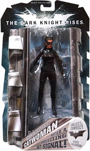 Batman Dark Knight Rises Movie Masters Deluxe Action Figure Catwoman [Goggles Up]