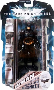 Batman Dark Knight Rises Movie Masters Deluxe Action Figure Batman