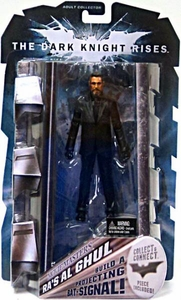 Batman Dark Knight Rises Movie Masters Deluxe Action Figure Ra's Al Ghul