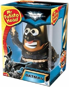 Batman Dark Knight Rises Mr. Potato Head Batman Spud
