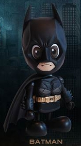 Batman Dark Knight Rises Hot Toys 3 Inch Mini Cosbaby Figure Batman