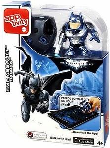 Batman Dark Knight Rises Apptivity EMP Assault Batman