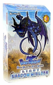 Blue Dragon RPCG Role Playing Card Game Shadow Wielder Starter Deck Light