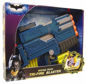 Batman Dark Knight Movie Roleplay Toy Wayne Tech Tri Fire Blaster [Grapnel Shooter]