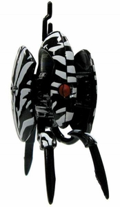Portal 2 NECA 3 Inch LOOSE Mini Figure Zebra Camo Sentry Turret [Opened]