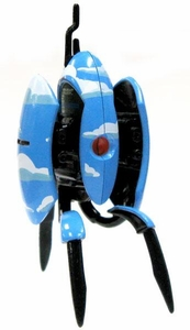 Portal 2 NECA 3 Inch LOOSE Mini Figure Sky Camo Sentry Turret [Opened]