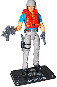 Hasbro GI Joe 2012 Subscription Exclusive Action Figure Topside