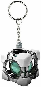 Portal 2 Vinyl Figure Keychain Refracting Box