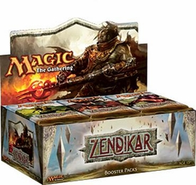 Magic the Gathering Zendikar Booster Box [36 packs]
