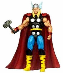 Marvel Universe Classic Avengers LOOSE 3 3/4 Inch Action Figure Thor