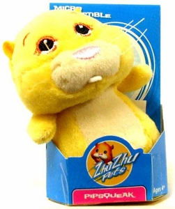 Zhu Zhu Pets Hamster Toy 3 Inch Micro Collectible Plush Figure Pipsqueak