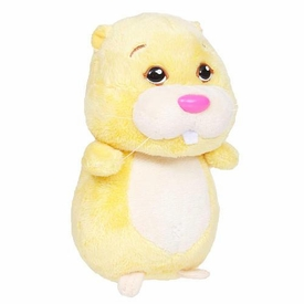 Zhu Zhu Pets Hamster Toy 6 Inch Plush Figure with Sounds Pipsqueak