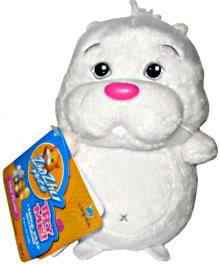 Zhu Zhu Pets Hamster Toy 6 Inch Plush Figure with Sounds Chunk