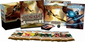 Magic the Gathering Card Game Zendikar Fat Pack