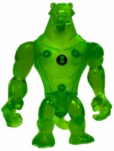 Ben 10 LOOSE 4 Inch Action Figure Humungousaur [Powered-Up]
