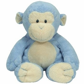 Ty Baby Soft Plush Blue Dangles