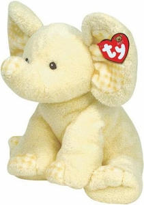 Ty Baby Soft Pluffies P'Nut the Elephant