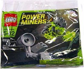 LEGO Power Miners Exclusive Set #8908 Monster Launcher [Bagged]