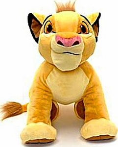 Disney Lion King Just Play Exclusive 28 Inch JUMBO Plush Figure Simba