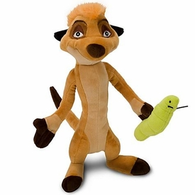 Disney Lion King Exclusive 12 Inch Deluxe Plush Figure Timon with Grub