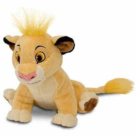 Disney Lion King Exclusive 6.5 Inch Plush Figure Young Simba