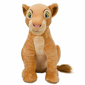Disney Lion King Exclusive 16 Inch Deluxe Plush Figure Adult Nala