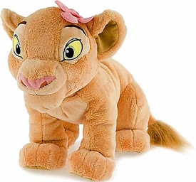 Disney Lion King Just Play Exclusive 24 Inch JUMBO Plush Figure Young Nala