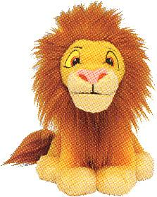 Disney Lion King Just Play Exclusive 9 Inch Mini Plush Figure Adult Simba