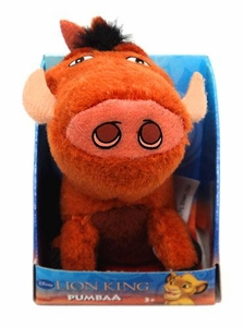 Disney Lion King Just Play 2 Inch Mini Plush Figure Pumbaa