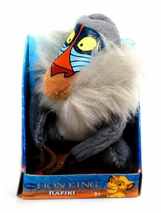 Disney Lion King Just Play 2 Inch Mini Plush Figure Rafiki