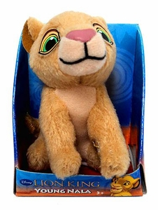 Disney Lion King Just Play 2 Inch Mini Plush Figure Young Nala