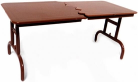 WWE Wrestling Loose Action Figure Accessory Break Apart Table [Brown]