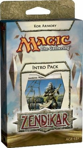 Magic the Gathering Zendikar Theme Deck Intro Pack Kor Armory