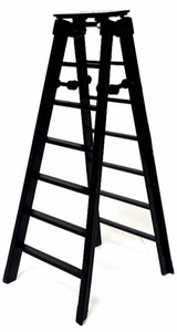 WWE Wrestling Loose Action Figure Accessory Ladder [Black]