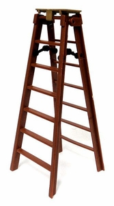 WWE Wrestling Loose Action Figure Accessory Ladder [Brown]
