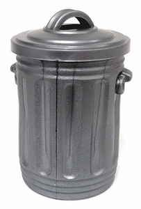 WWE Wrestling Loose Action Figure Accessory Trash Can