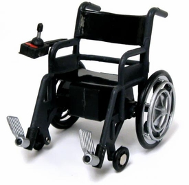 WWE Wrestling Loose Action Figure Accessory Wheelchair