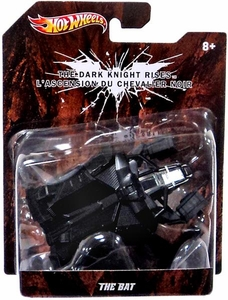 Hot Wheels The Dark Knight Rises 1:50 Die Cast Car The Bat