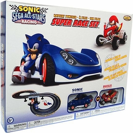 Sonic & Sega All-Stars Racing Battery Powered Super Race Set