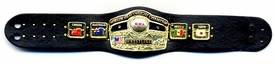 WWE Jakks Pacific TNA 4 Inch Action Figure World Heavyweight Belt